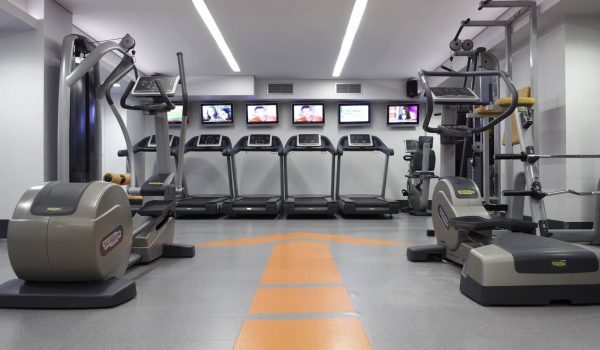 FACILITIES & SERVICES – Gym